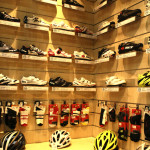 the bikes reparto calzature
